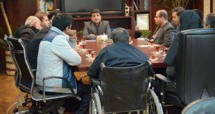 تهران جدید را با رعایت ضوابط معلولین بسازیم