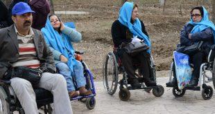 تردد معلولین در شمال تهران مناسب سازی می شود