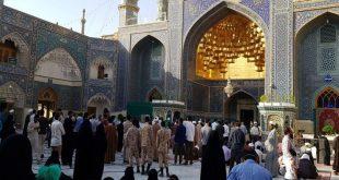 بازگشایی درب حرمهای مطهر ایران به روی عاشقان