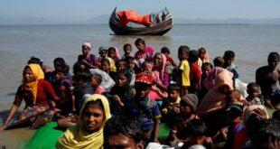 نجات آوارگان روهینگیایی