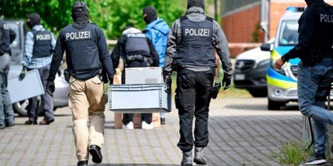 حمله پلیس آلمان به مساجد و منازل مسلمانان