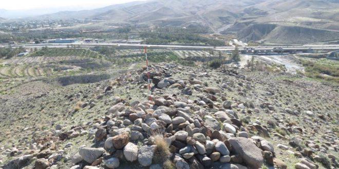 کاوش نجات بخشی گورستان حاجی آباد هرمزگان