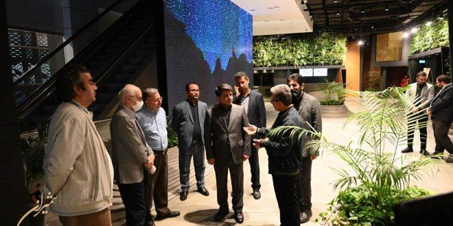 افتتاحیه پردیس سینمایی شمیران سنتر: