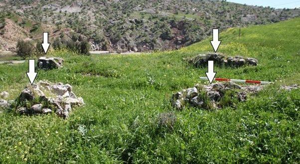 شناسایی 11محوطه باستانی در محدوده ساخت سد گوراب