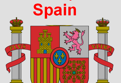 Independent people of Spain
