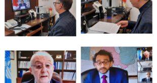 نشست کمیسیون مشترک