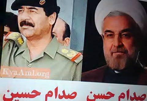 انتقام نگرفتن ایران قبول توحش و ظلم است