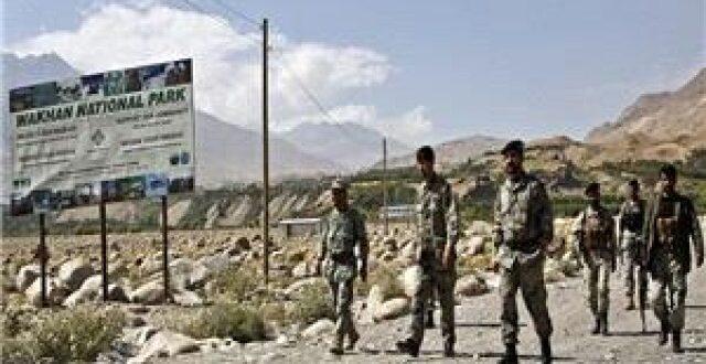 نیروهای چینی با عبور از مرز افغانستان را اشغال کردند