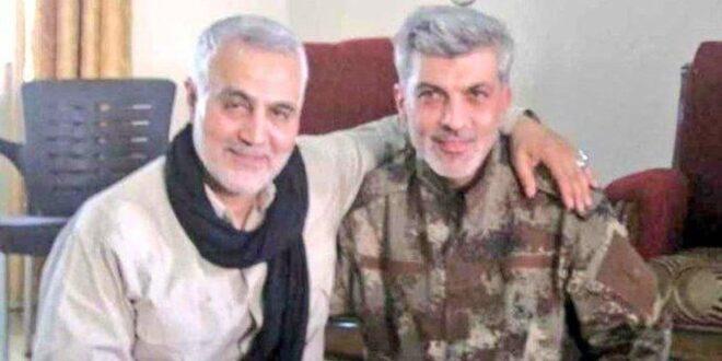 شهید عباس الیتامی از فرماندهان حزب الله