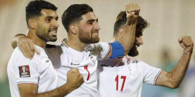 شوت دقیق کاپیتان تیم ملی تبدیل به گل اول شد.