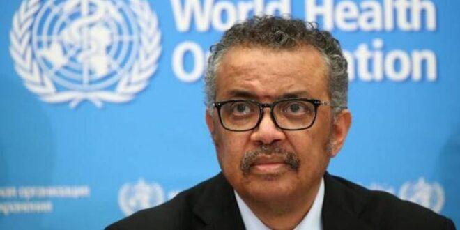 """راستی می دانستید """" تدروس ادهانوم """" عضو جبهه تیگری یک گروه تروریستی و آدمکش و مسلح در اتیوپی بوده که اکنون رئیس سازمان بهداشت جهانی یا همان WHO است"""