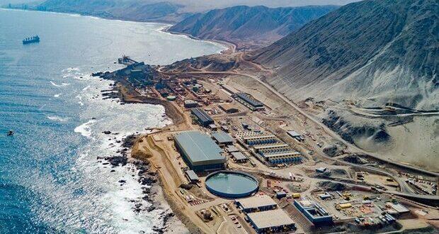 انتقال آب خلیج فارس برای شرب