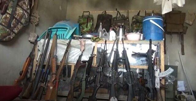 خرید و فروش آزادانه سلاح